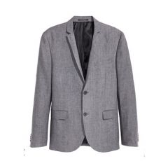 Mens Blazer - Grey