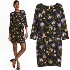 Women Gown dress in Floral | Pack of 5 Units