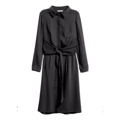 Women Gown Dress - Black