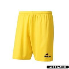 Men Sports Short in Yellow | Pack  of 10 Units