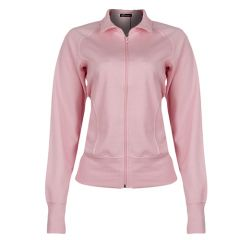 Point Lun Sweat Shirt - Pink