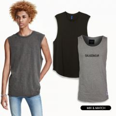 Men Sleeveless Shirt in Assorted Colors, Styles & Sizes | Pack of 10 Units
